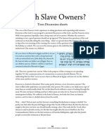 Jewish Slave Owners
