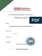 Estadistica-Distribucion Normal.doc