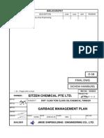 1006-Garbase Management Plan