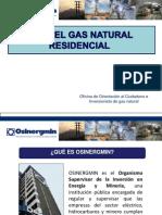 Uso Del Gas Natural