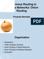 Onion Routingppt226