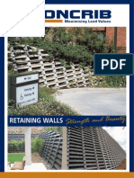 Crib Walls