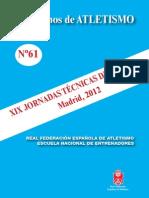 Nº 61 - Cuadernos de Atletismo