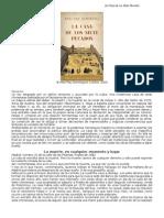 Dominguez Mari Pau - La Casa de Los Siete Pecados