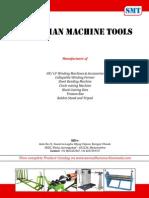 Samadhan Machine Tools Products