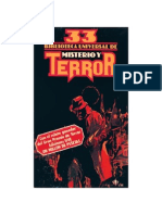 Biblioteca Universal de Misterio y Terror 33