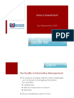 What is SharePoint guide