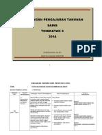 RPT Sains Tingkatan 3 (2014)