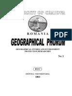 Re Vista Forum Geo Graf i c 2003