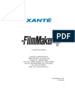 Xante FM4 User Manual