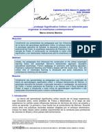 Moreira, Marco Antonio - La Teoría del Aprendizaje Significativo Crítico