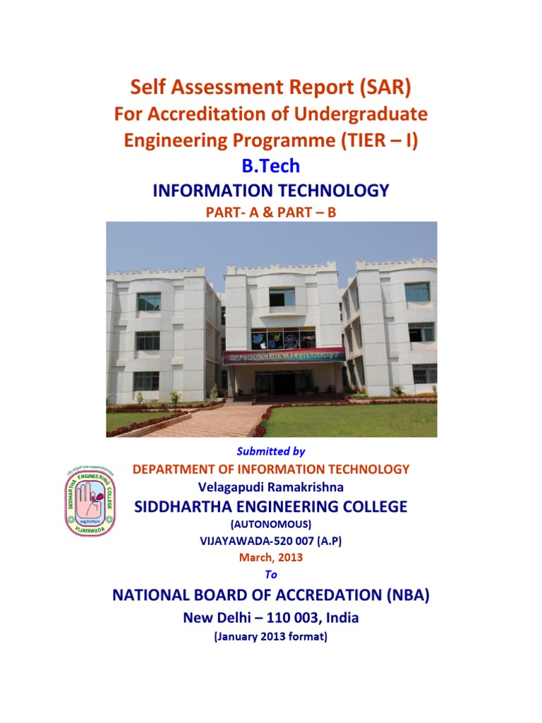 Vr engg college nba curriculum educational assessment fandeluxe Images