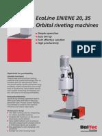 EcoLIne Riveting Machines
