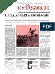 Ekmek ve Özgürlük - Aylık Siyasi Dergi -Eylül 2009 Sayı