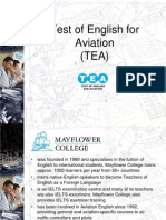 TEA Presentation