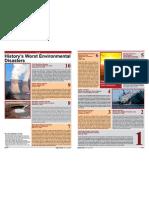 Top 10 Worst Environmental Disasters