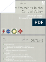 Wang_Biogenic Emissions in the Central Valley