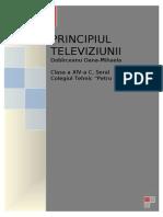Principiul televiziunii (rezumat)