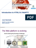 HTML 5 Web RTC