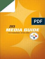 Guias 2013 Steelers