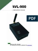 AVL900_UserManual