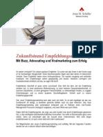 eBook Empfehlungsmarketing (kostenlos)