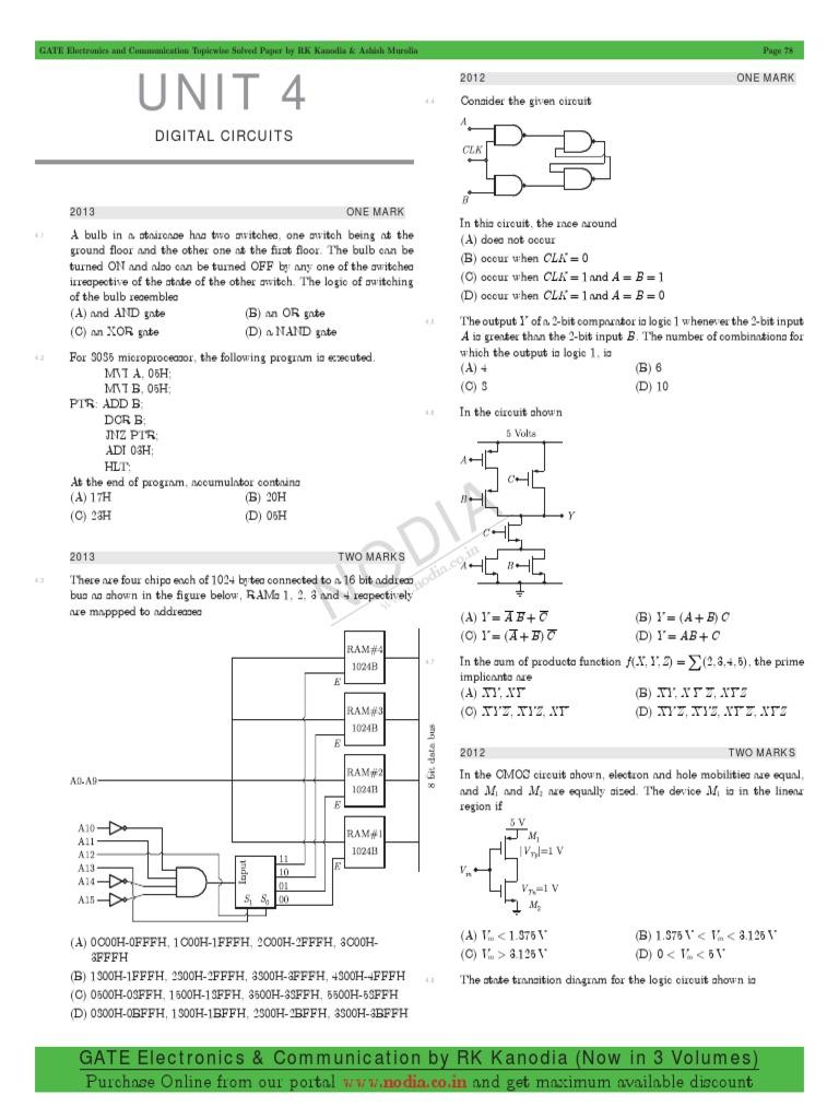 Digital Circuits Analog To Converter Electronic Logic Diagram For 4 Bit Comparator