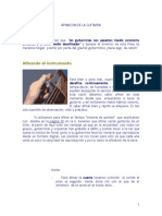 Afinacion de La Guitarra Copia