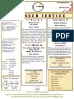 Luuf Newsletter Nov 2013.Pub