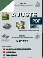 Ajuste Clase N° 2