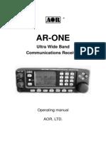 Ar One Manual