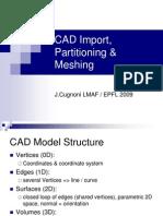 CAD Meshing