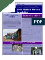 VNMAP 2009 Newsletter