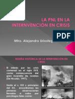 LA PNL EN LA INTERNVENCIÓN EN CRISIS