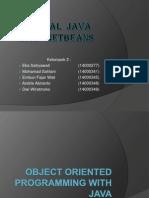 Object Oriented Program