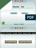 Character analysis (English version)
