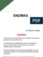 Enzimas - Dra. Jo