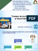 Presentación vanessa romero salud publica