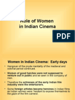 Women in Indian Cinema