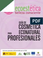 Guía de ecocosmética natural
