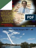 Santiago Calatrava - Realizari Arhitectonice