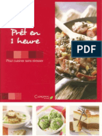 Pour Cuisiner Sans Stresser - Pret en 1 Heure