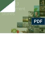 Top StoriTop Stories 2013 Environmentes 2013 Environment