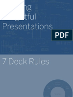 7 Deck Rules - Decklaration