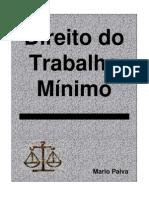 Mario Paiva - Direito Do Trabalho Mínimo