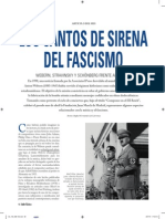 64109612 Los Cantos de Sirena Del Fascismo