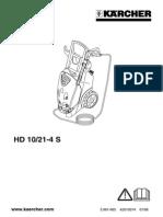 Manual Lavadora Karcher