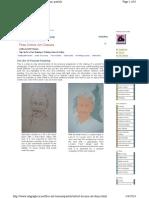 Gerard Minao Free Art Lessons Pastels Robert Deniro