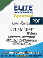 ELITE Resolve Unesp2011 2f-Dia1