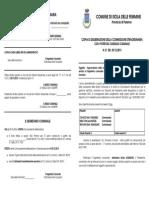 Copia Di Delibera Della Commissione Straordinaria Consiglio n.21